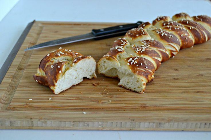 Hot Pretzel Challah Bread | Hezzi-D's Books and Cooks | Yum ...