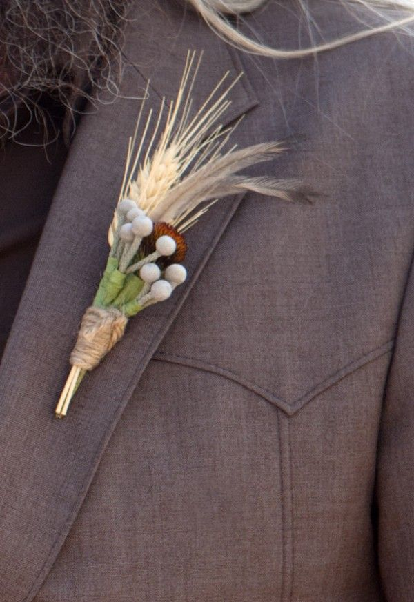 francine ribeau events, tend, rimrock ranch, groom's boutonniere, ray gordon