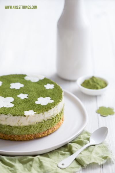 matcha limetten cheesecake matcha backen und kuchen. Black Bedroom Furniture Sets. Home Design Ideas