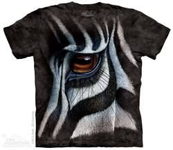 Zebra Eye T-Shirt
