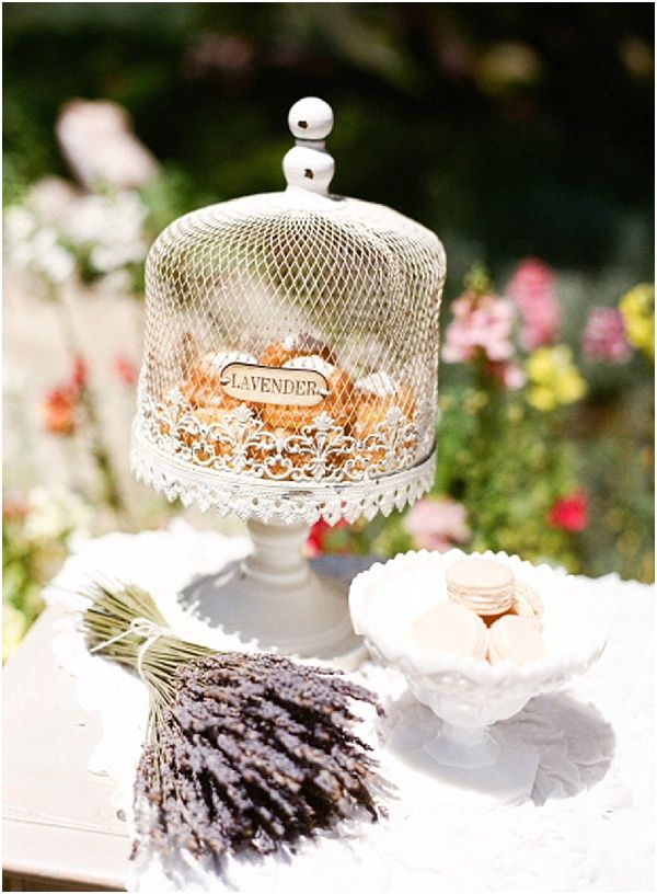 Profiteroles   Image by Raquel Leal   Read more http://www.frenchweddingstyle.com/vintage-chic-french-wedding-inspiration/