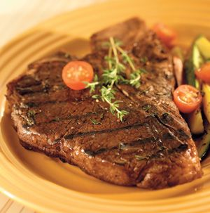 Oh wow. Have you tried a Balsamic Garlic T-Bone Steak yet? There's nothing better.