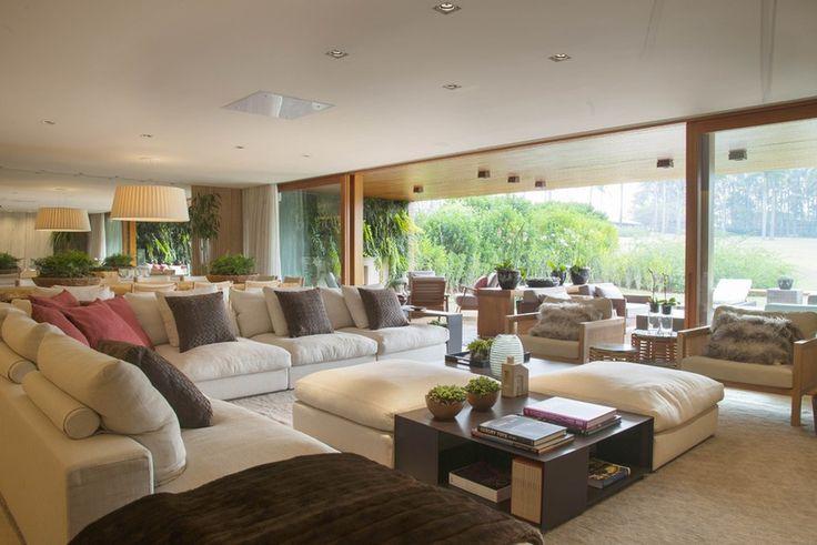 Portfólio Debora Aguiar  House, Salas de estar e Vogue
