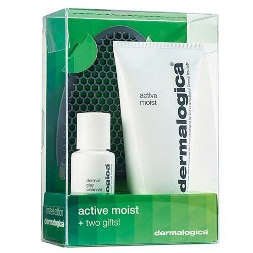 Dermalogica Active Moist Set | 297,00 TL | Dermoeczanem.com  http://www.dermoeczanem.com/dermalogica-active-moist-set