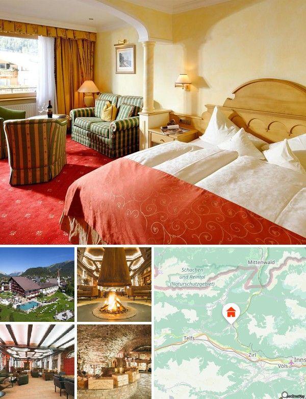 Cet hôtel est niché dans le beau centre plein de vie du village romantique de Seefeld, au Tyrol. Bien que situé en plein centre, il offre tout le calme rêvé. Entouré de forêts, de prairies et de champs, cet hôtel de golf/spa est la base idéale pour partir à la découverte de tout ce que Seefeld a à offrir. Compter 17 km pour rejoindre la cathédrale d'Innsbruck.
