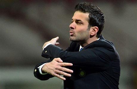Italský kouč Stramaccioni: Se Spartou nejednám, pořád mám platnou smlouvu v Aténách