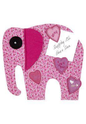 ELEPHANT - Organizzazione ufficio - rosa
