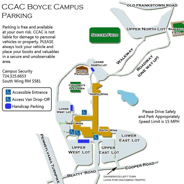 Ccac Building