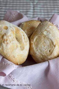 pan para bocadillos de Xabier Barriga