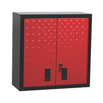 Order online at Screwfix.com. Heavy duty steel construction with a keyed cylinder lock. 2 x adjustable inside shelves for versatility. Easy to assemble. FREE next day delivery available, free collection in 5 minutes.