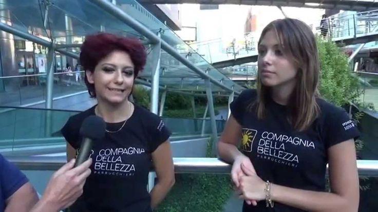Torino: trucco e parrucco nel backstage di Miss Italia