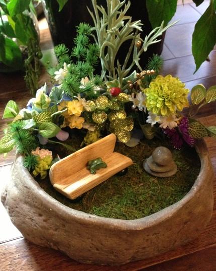 17 Best Ideas About Indoor Fairy Gardens On Pinterest
