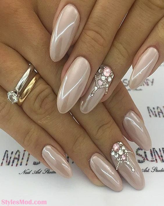 Find Here the Modern Nail Art Ideas & Styles for Ladies in 2018. Because this Su…