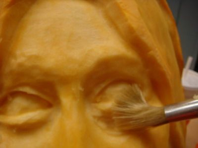 tutorial on pumpkin sculpting