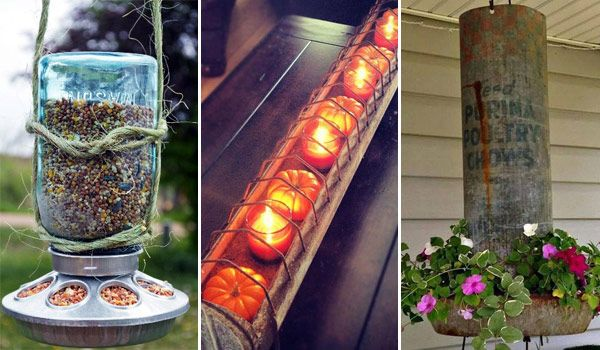 Many of us at home have a lot of old and vintage stuff that are too old to be used. Instead of throwing them, most of them can be recycled and reused with a new purpose. Maybe you've seen a few clever ideas how to repurpose old items in interesting and creative ways. But have […]
