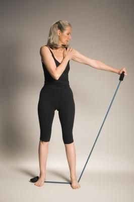 Back Exercises With Exercise Band