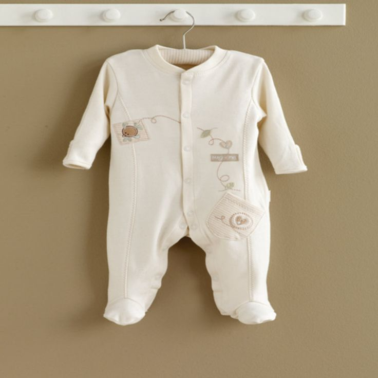 Hug Me Sleepsuit | Comfy Baby Collections Ltd