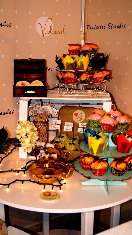 Voulevant | Mesas dulces