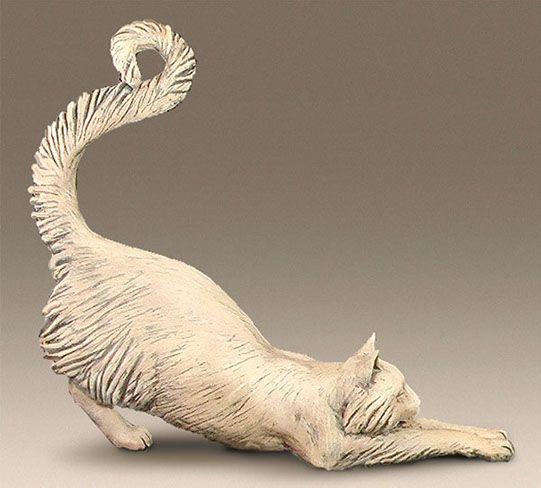 Best Artistic Images On Pinterest Paper Mache Ceramics And - Japanese artist tightly rolls newspapers to craft incredibly accurate animal sculptures