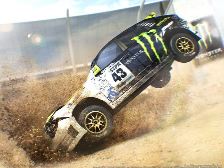 Dirt 3! :D