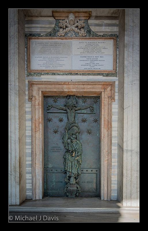 St John Lateran The Holy Door - The basilicas of Rome have \u0027Holy Doors\u0027 & 220 best The Station Churches images on Pinterest Pezcame.Com
