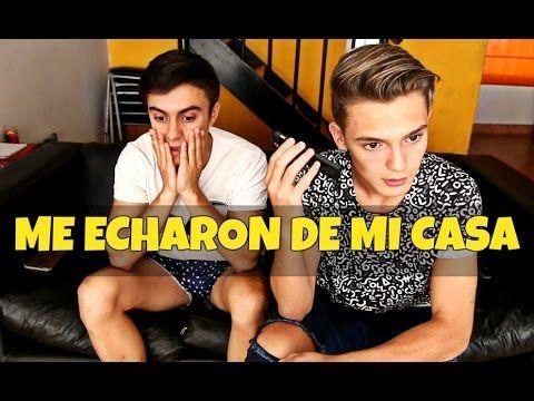 ME ECHARON DE MI CASA | IAN LUCAS FT GONZALO GOETTE