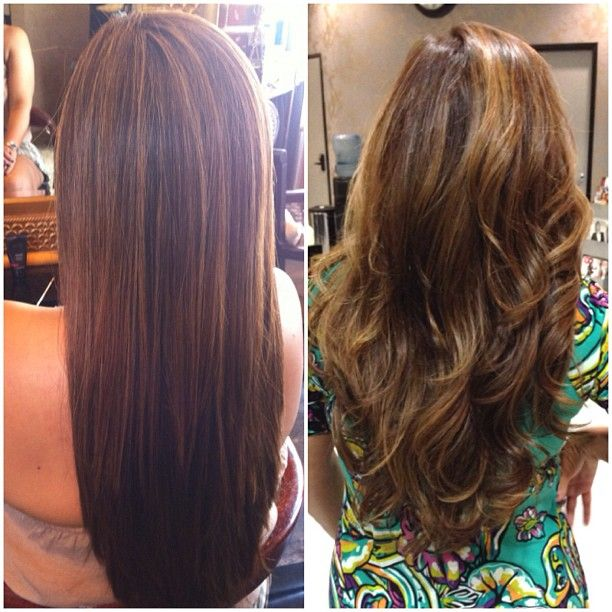 52 best images about Highlighted hair on Pinterest ...