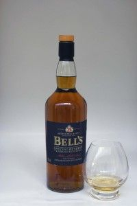 Bell's Special Reserve Tasting notes #whiskyoftheweek #blendedwhisky #bells