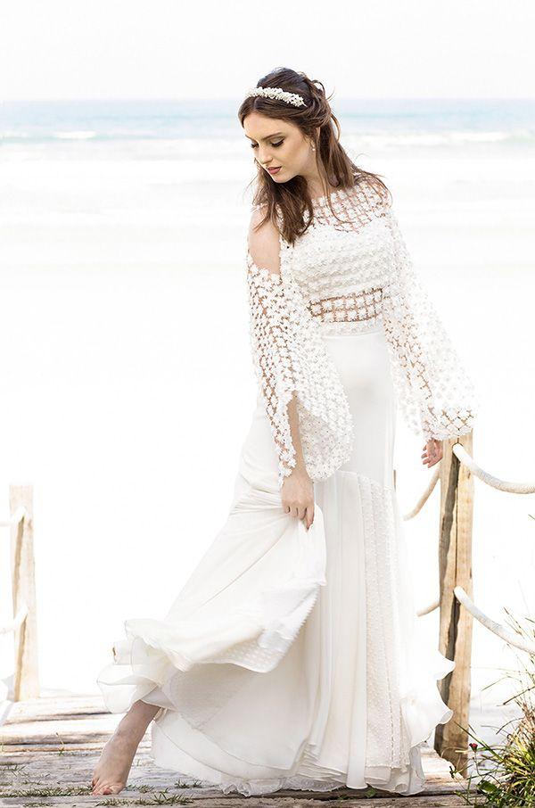 9d05cb0c113 Vestidos de Noiva 2018 | Vestido de Noiva | Vestido de noiva ...