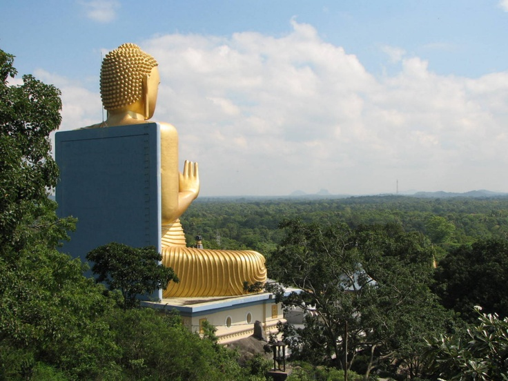 Dambulla #Sri #Lanka #Travel