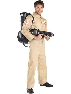 Ghostbusters #fancy #dress adult mens #ghostbuster 1980s halloween costume std, View more on the LINK: http://www.zeppy.io/product/gb/2/201489882346/