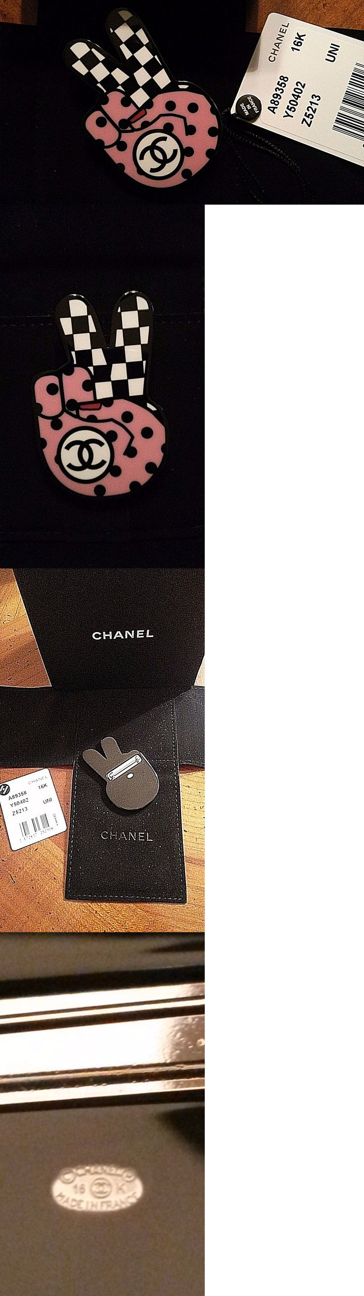 Pins and Brooches 50677: Nwt 2016 2017 Chanel Brooch Pin Sold Out And Scarce Emoji Victory Peace Sign -> BUY IT NOW ONLY: $599 on eBay!