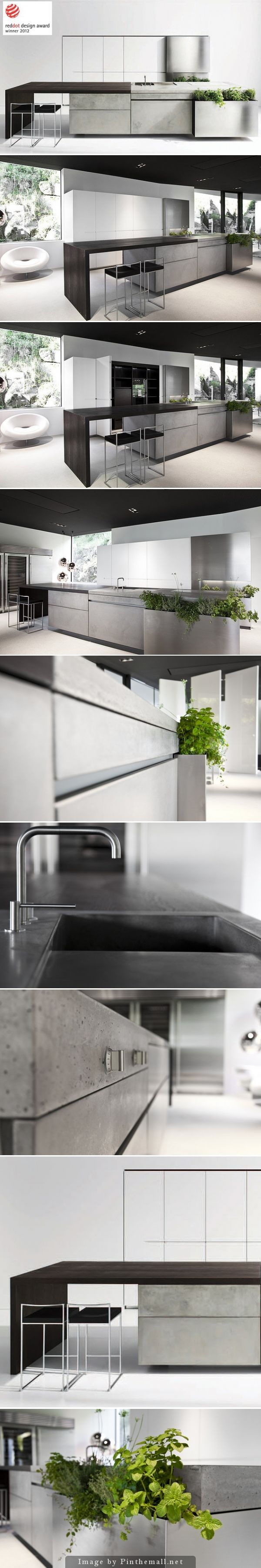 Küchendesign aluminium  best kitchens images on pinterest  kitchen modern kitchen