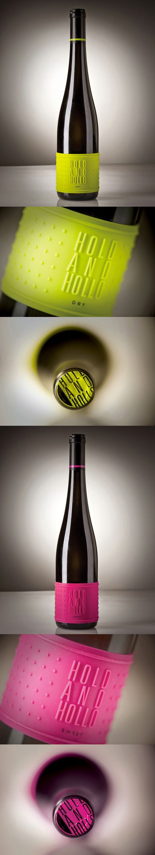Chouette package très proche de ForLife #package #vin site : http://lovelypackage.com/hold-and-hollo/