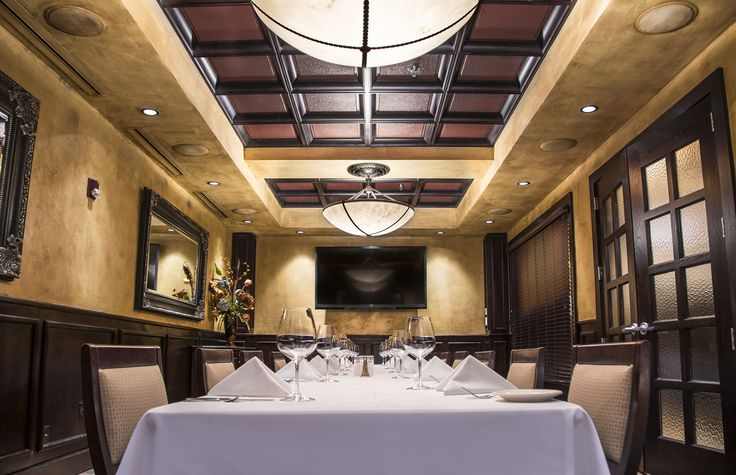 Restaurants With Private Dining Rooms Tulsa