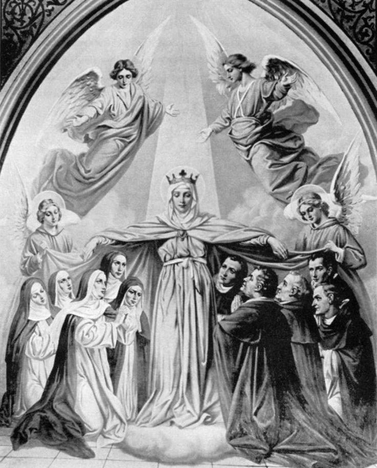 DOMINICAN SAINTS - Leven en gebeden van Dominicaanse heiligen, Gezegend en Pius mannen en vrouwen