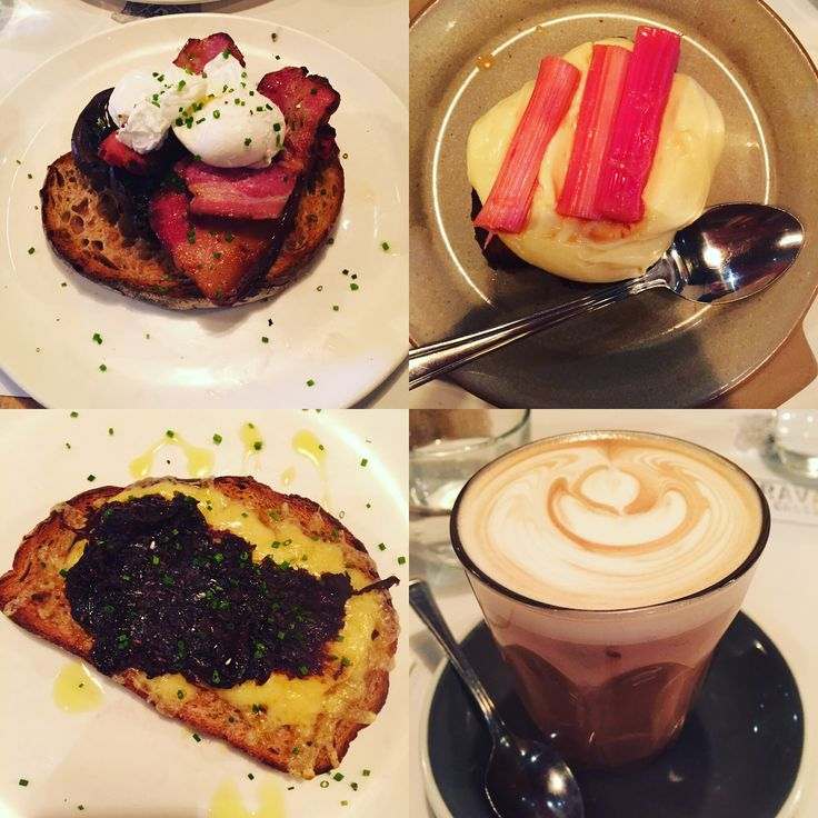 Eating my way round London - the best places to eat out in London - brunch/breakfast, lunch and eveing meals.