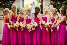 Consejos para lograr un cortejo de boda armónico