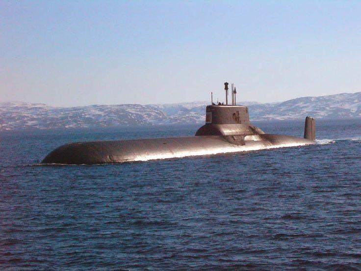 Akula/Typhoon Class