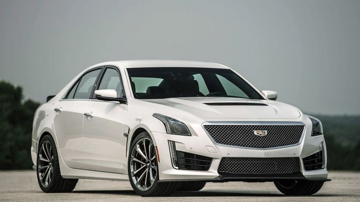 2016 Cadillac CTS-V First Drive [w/video]