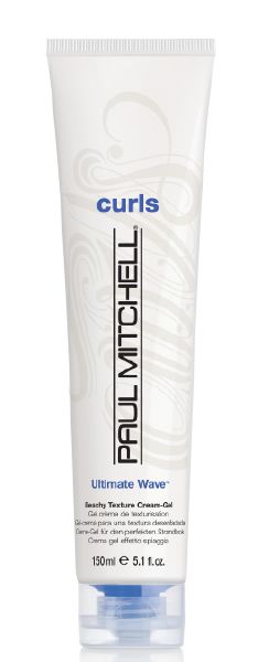 Curls Ultimate Wave Texture Cream Gel   Buy Paul Mitchell hair care online Now or visit beauty-wellbeing.com for more products and brands. Save with our Discounted Prices and Free Delivery on all USA orders! #HairCareBrands