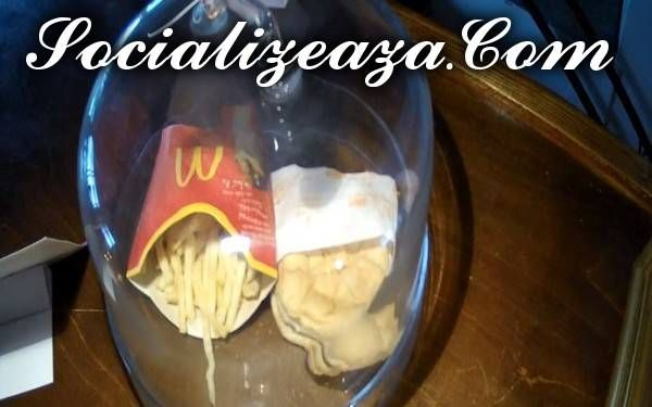 Cum arata ultimul hamburger vandut de Mcdonald's in ISLANDA!