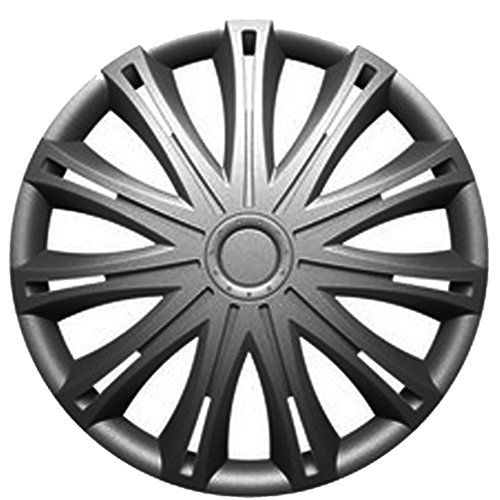 VOLKSWAGEN VW POLO (2004 - 2009) 15 inch Spark Car Alloy Wheel Trims Hub Caps Set of 4