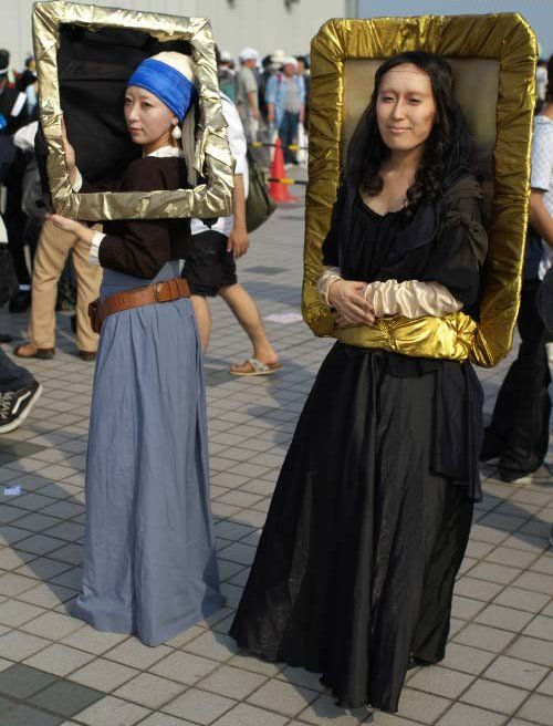 Creatively Cool Halloween Costumes