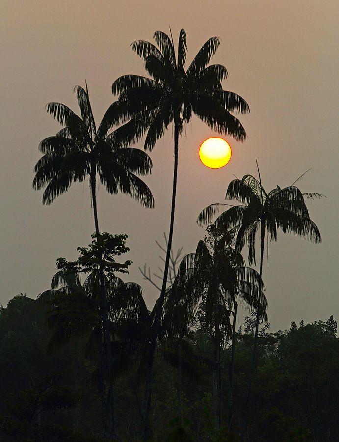 Sunrise in North Nias Regency. Nias Island, Indonesia. Photo by Bjorn Svensson. www.northniastourism.com
