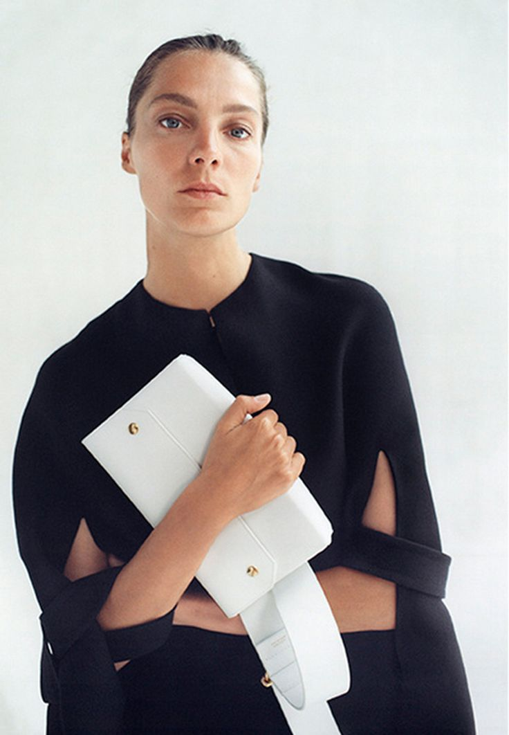 The Ugly Fashion Items That Became Cool, Yes We Included the Bum Bag #celine #fashion #campaigns #white
