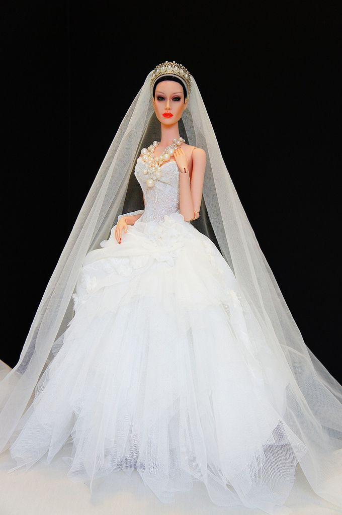 497 best Barbie ชุด แต่งงาน images on Pinterest | Modepuppen ...
