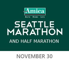 I've done the Seattle Half Marathon too many times to count. It's definitely a home course.