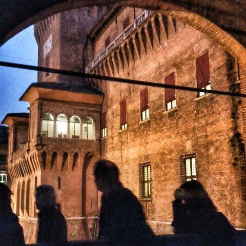 Castello Estense Ferrara.....