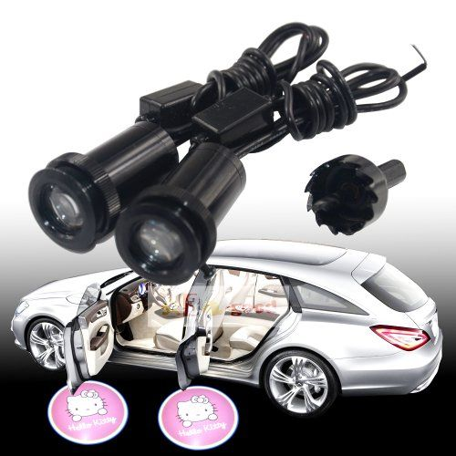 SHE'O® 2x Lovely Cuty Pink Hello Kitty Car Door LED welcome Logo shadow Shadow Ghost Lights projection Lamp projector Lighting - http://www.caraccessoriesonlinemarket.com/sheo-2x-lovely-cuty-pink-hello-kitty-car-door-led-welcome-logo-shadow-shadow-ghost-lights-projection-lamp-projector-lighting/  #Cuty, #Door, #Ghost, #Hello, #Kitty, #Lamp, #Lighting, #Lights, #Logo, #Lovely, #Pink, #Projection, #Projector, #Shadow, #SHEO, #Welcome #Hello-Kitty